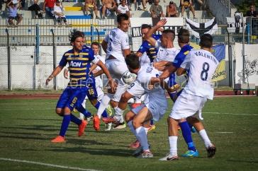 10/9/2016 - Santarcangelo - Parma 0-0