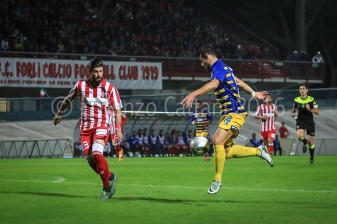 15/10/2016 - Forlì - Parma 3-5