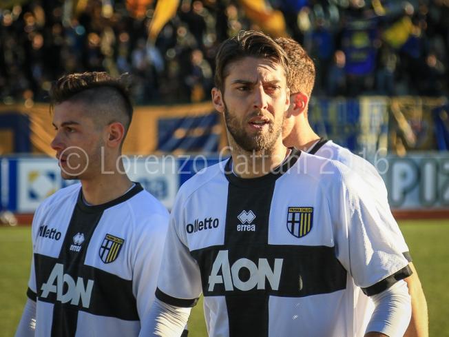 2016-12-08 - Sudtirol - Parma 0-1