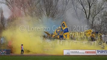 Legnago Salus - Parma 0-2 (20-03-2016)