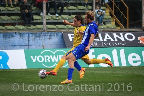 PROMOZIONE IN LEGA PRO - Parma - Delta Rovigo 2-1