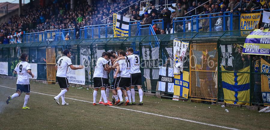 2016-01-24 - Altovicentino - Parma 1-2