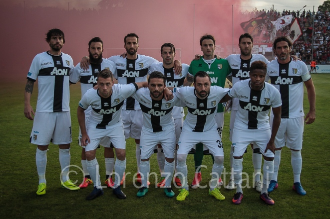 2017-06-04 - PlayOff QdF (ritorno) Lucchese-Parma 1-2