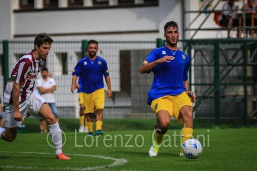 23/7/2017 - Parma-Pieve di Bono 14-0 (prima amichevole precampionato)