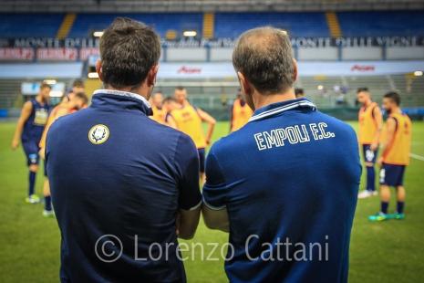 2017-08-17 - Parma-Empoli 1-1 (amichevole precampionato)
