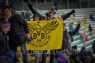 23/2/2018 - Parma-Venezia 1-1 (Ballspielverein Borussia 09 Dortmund supporters)