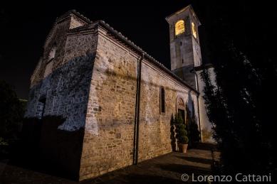 Pieve di Sant'Ippolito e Cassiano (Gaione, PR)