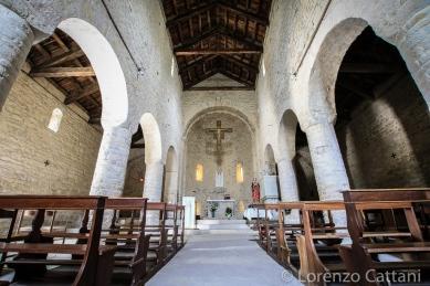 Pieve di Santa Maria Assunta, Sasso (Neviano degli Arduini)