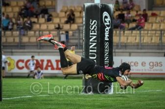 2018-04-21 - Guinness PRO14 - Zebre Rugby-Ospreys 37-14