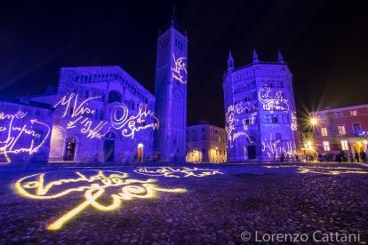 Parma - Piazza Duomo e Battistero
