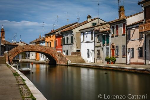 Comacchio, Valli e Casoni