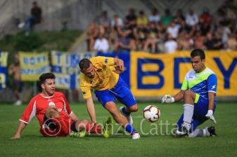 14/7/2018 - Amichevole - Val Venosta - Parma 0-13