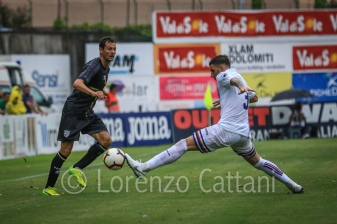 28/7/2018 - Amichevole - Parma-Sampdoria 1-3