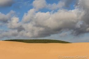 Dune di sabbia di Torre dei Corsari