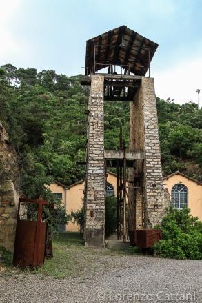 Miniere di Ingurtosu - Pozzo Gal