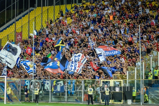 12/8/2018 - Coppa Italia - Parma-Pisa 0-1