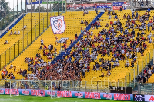 22/9/2018 - Parma - Cagliari 2-0