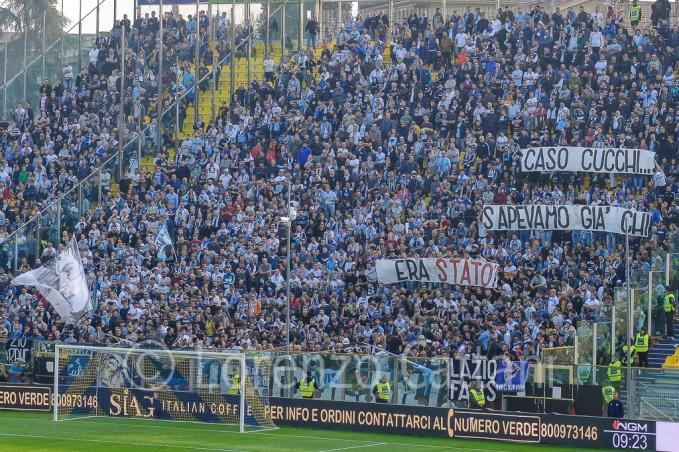 21/10/2018 - Parma - Lazio 0-2