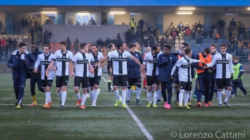 13/12/2015 - Bellaria - Parma 1-5
