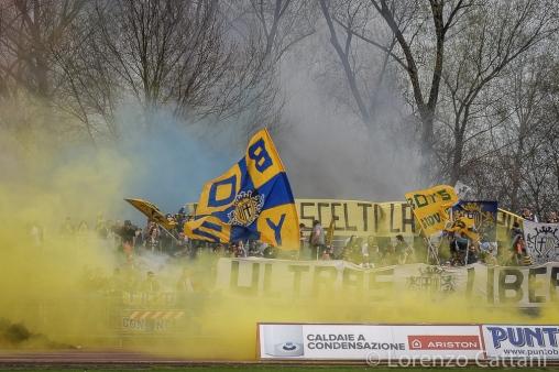 20/3/2016 - Legnago Salus - Parma 0-2