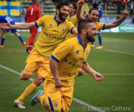 17/4/2016 - Parma - Delta Rovigo 2-1