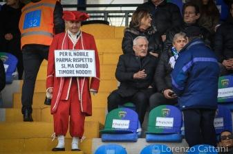 26/2/2017 - Feralpi Salò - Parma 0-1. Personaggi caratteristici.