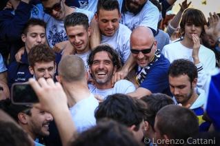 17/4/2016 - Festa promozione in Lega Pro