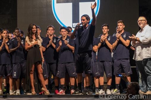 29/8/2015 - Presentazione Parma Calcio 1913