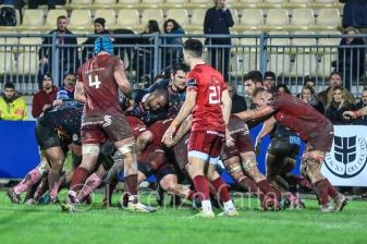 25-11-2018 - Guinness PRO14 - Zebre Rugby-Munster 7-32