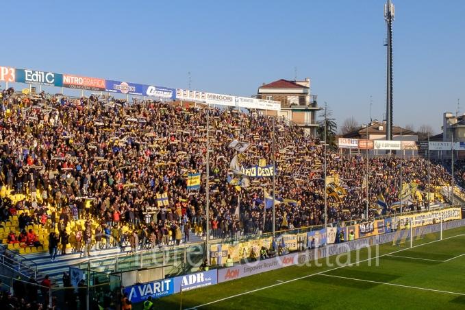 29/12/2018 - Parma-Roma 0-2