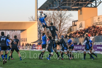 2018-12-15 - EPCR Challenge Cup - Zebre Rugby - Enisei-STM 58-14