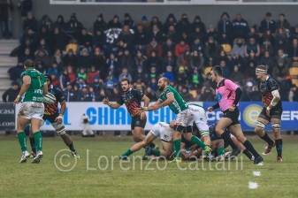 23-12-2018 - Guinness PRO14 - Zebre Rugby-Benetton Treviso 8-10