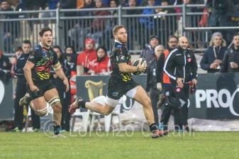 23-12-2018 - Guinness PRO14 - Zebre Rugby-Benetton Treviso 8-10