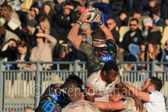 2019-01-06 - Guinness PRO14 - Zebre Rugby-Cheethas 12-27