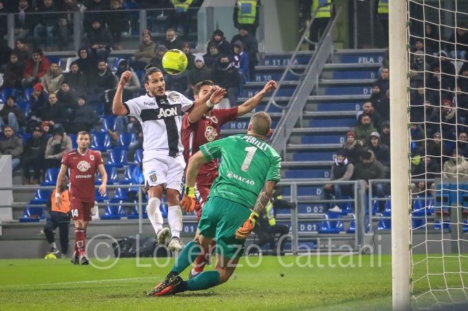 2016-12-19 - Reggiana - Parma (il Derby) 0-2