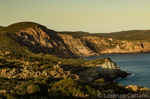 Scogliere, Isola di San Pieto
