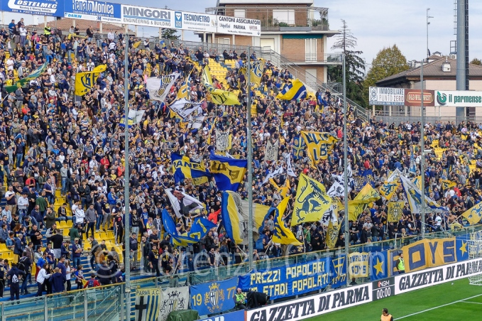 2019-10-20 - Parma-Genoa 5-1