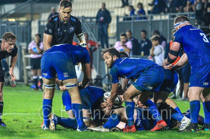 2019-10-26 - Guinness PRO14 - Zebre Rugby-Leinster 0-3