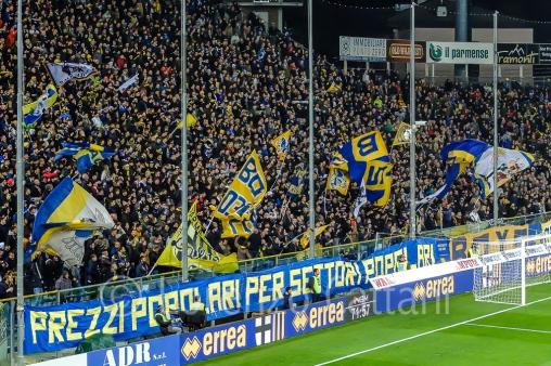 10/11/2019 - Parma-Roma 2-0