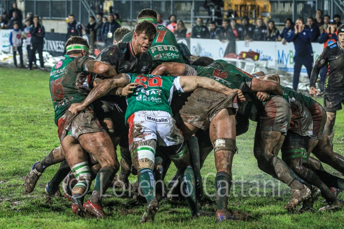 21/12/2019 - Guinness PRO14 - Zebre Rugby - Benetton Rugby 8-13