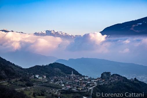 Arco di Trento e Lago di Garda