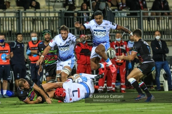 2/10/2020 - Guinness PRO14 - Zebre Rugby-Cardiff Blues 6-16