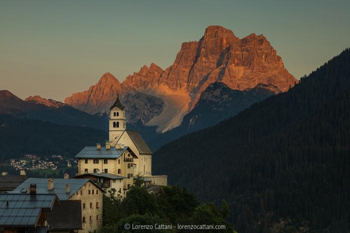 Colle Santa Lucia e Monte Pelmo