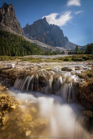 La Val Venegia è una vallata alpina del Trentino orientale, compresa nel parco naturale Paneveggio - Pale di San Martino. Si trova ai piedi delle Pale di San Martino, tra i rilievi del Cimon della Pala e del Mulaz. È attraversata dal torrente Travignolo.